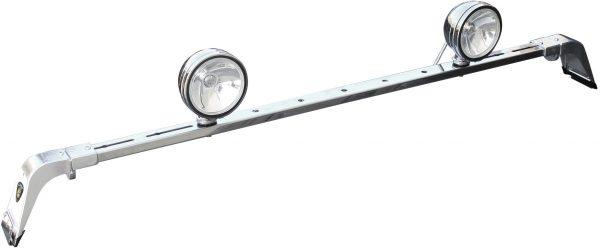 Deluxe Rota Lightbar with XM3 Polished finish
