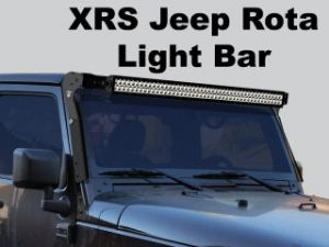 XRS Jeep Rota Light Bar
