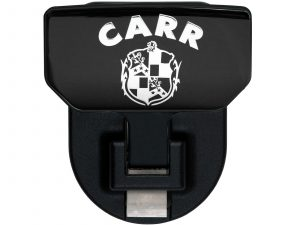 HD Hitch with Carr logo