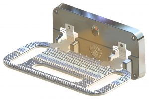 Carr 113332 LD Step XM3 Polished Pair
