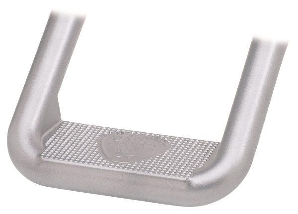 Carrs 103994-1 Hoop II XP4 Titanium Silver Powder Coated Step