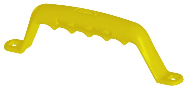 Grab Handle 10 inch with XP7 Safety Yellow finish